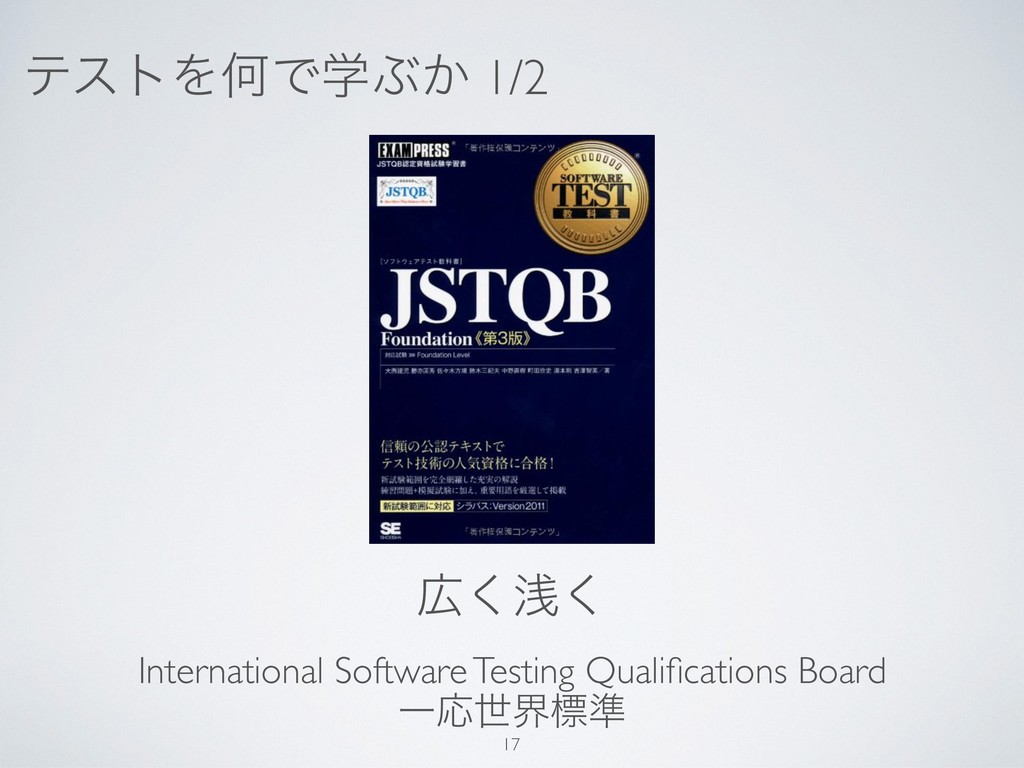 ͘ઙ͘ International Software Testing Qualificatio...