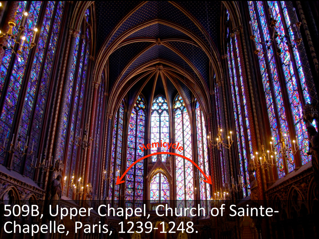 509B, Upper Chapel, Church of Sa...