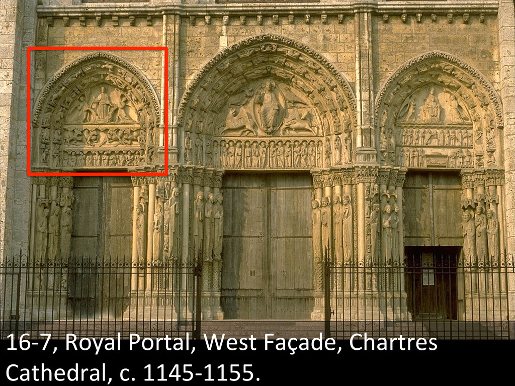 16-‐7, Royal Portal, West Façade,...