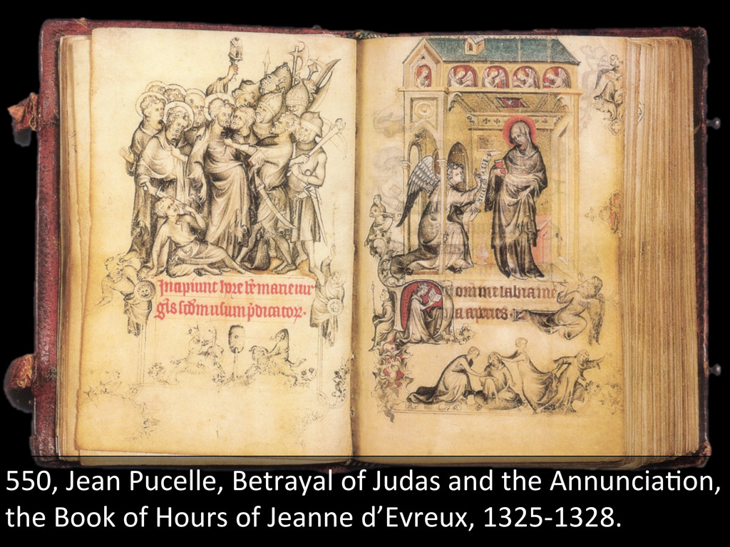 550, Jean Pucelle, Betrayal of J...