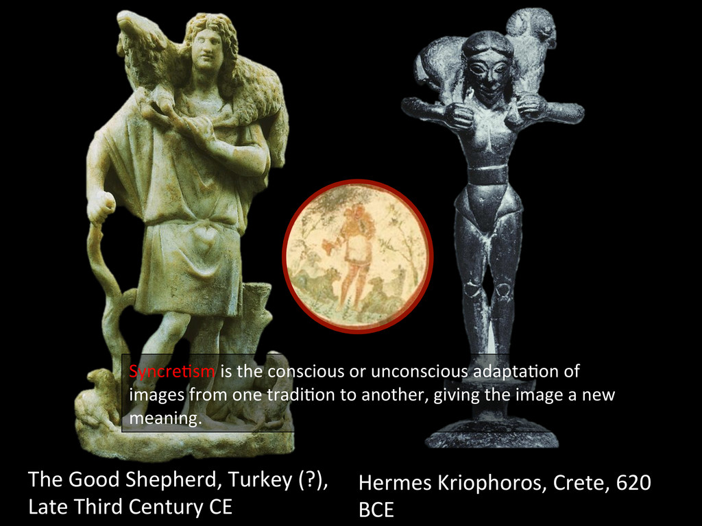The Good Shepherd, Turkey (?),  ...