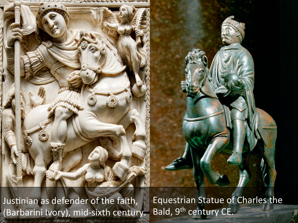 Equestrian Statue of Charles the ...