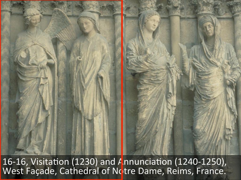 16-‐16, Visita3on (1230) and Annun...