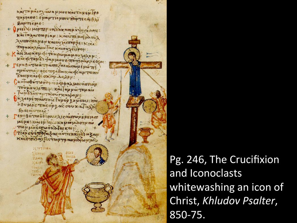 Pg. 246, The Crucifixion  and Ico...