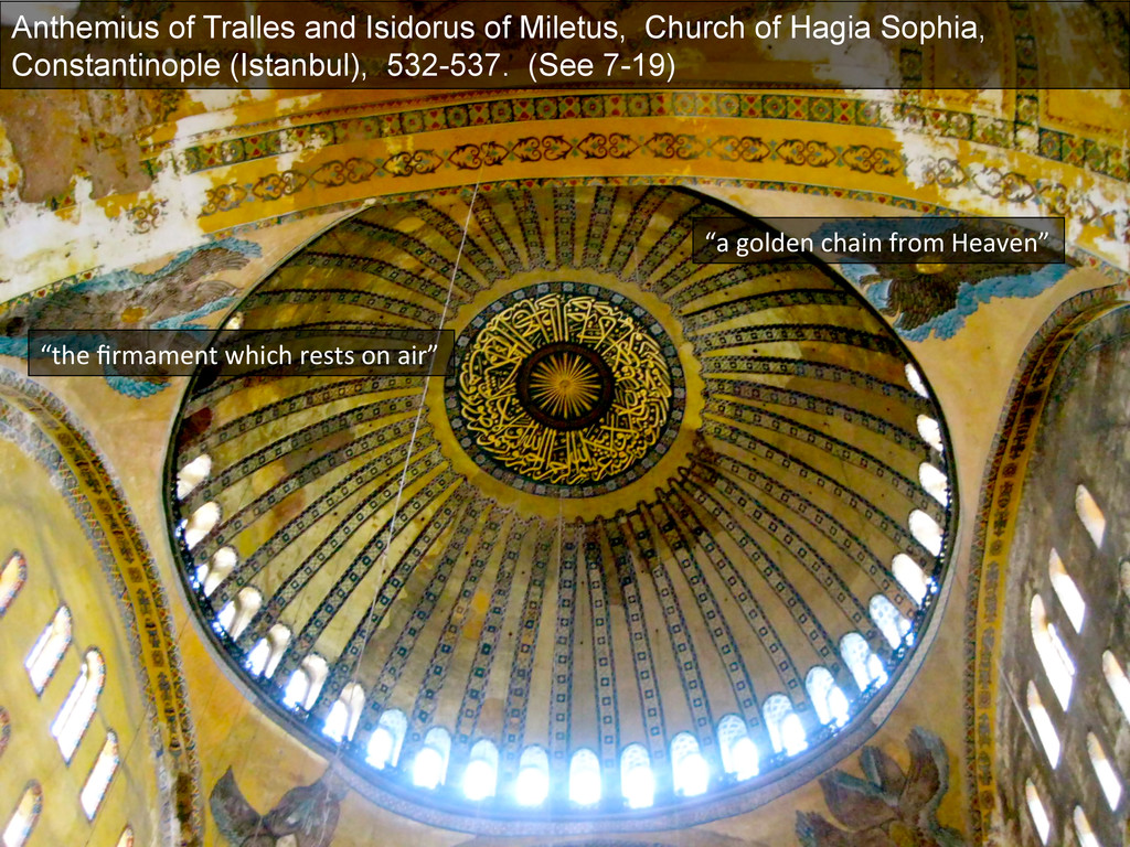 Anthemius of Tralles and Isidorus of Miletus, C...