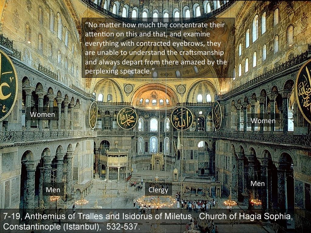 Men  Women  Clergy  7-19, Anthemius of...