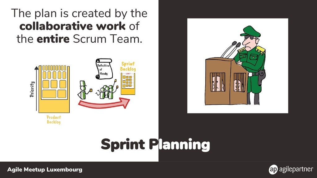 Agile Meetup Luxembourg Sprint Planning The pla...
