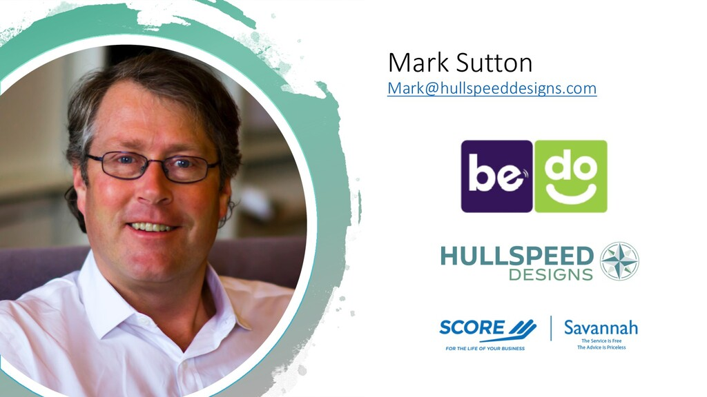 Mark Sutton Mark@hullspeeddesigns.com