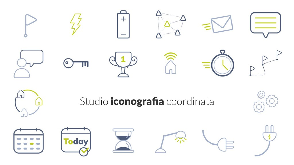 Studio iconografia coordinata