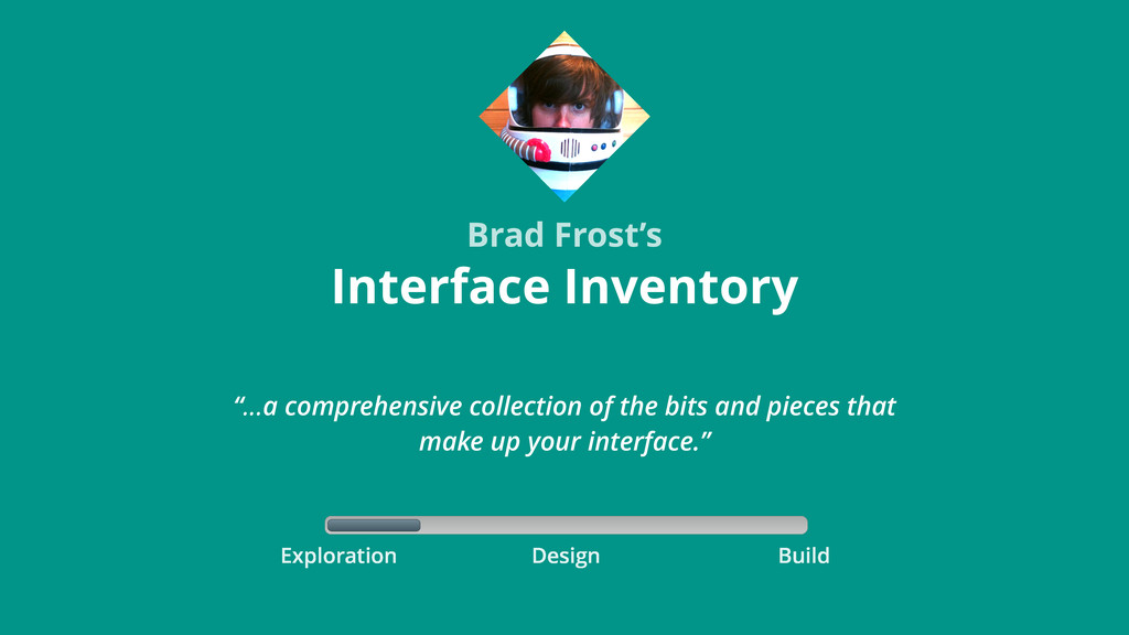 Exploration Build Design Interface Inventory Br...