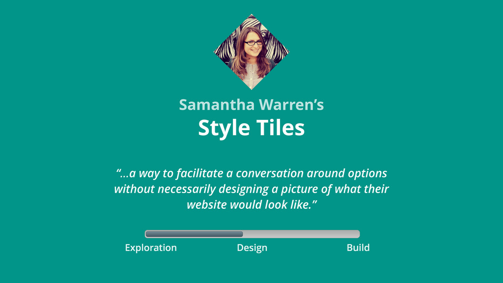 Exploration Build Design Style Tiles Samantha W...