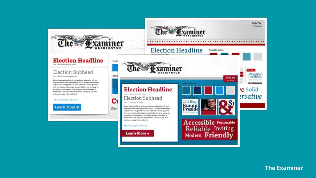The Examiner