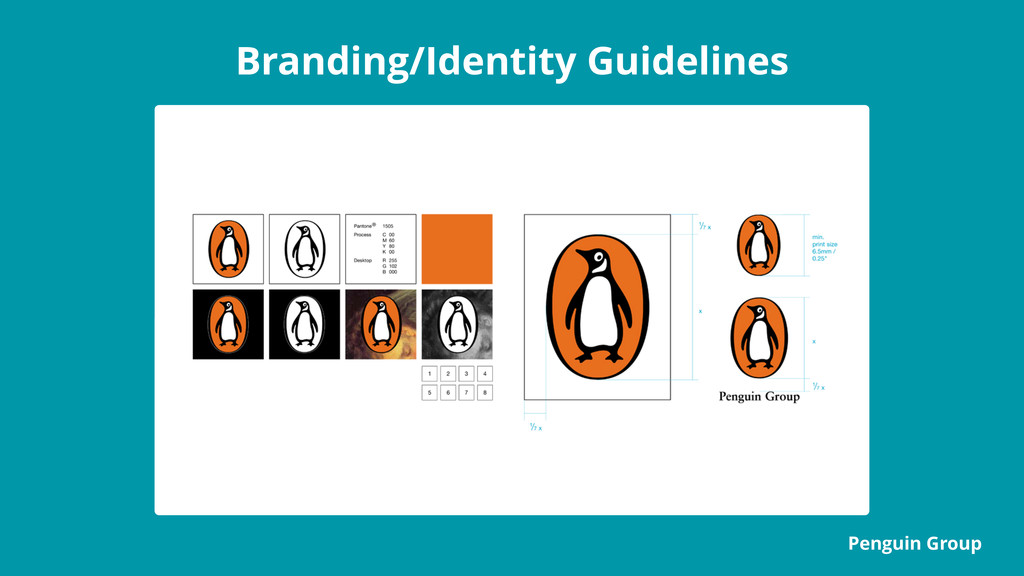 Branding/Identity Guidelines Penguin Group