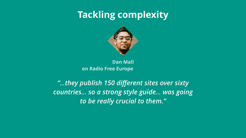 """…they publish 150 different sites over sixty co..."