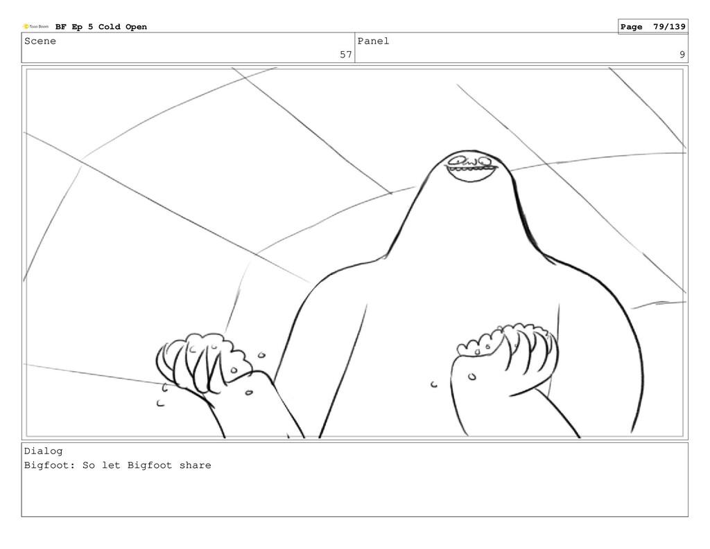 Scene 57 Panel 9 Dialog Bigfoot: So let Bigfoot...