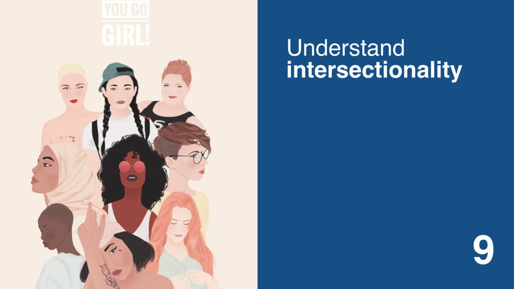 7 Understand intersectionality 9
