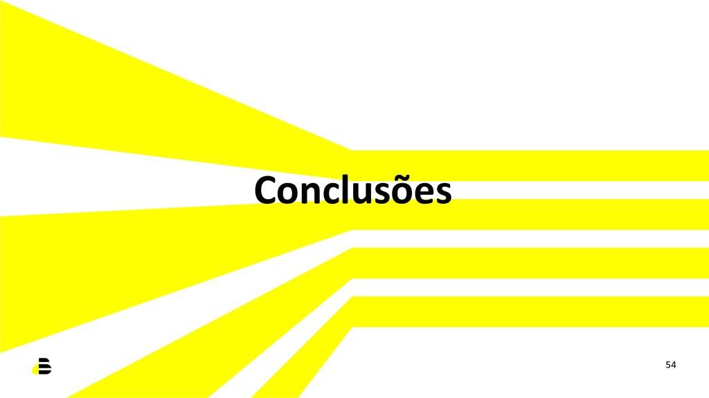 Conclusões 54