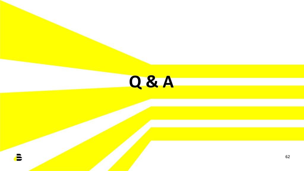 Q & A 62