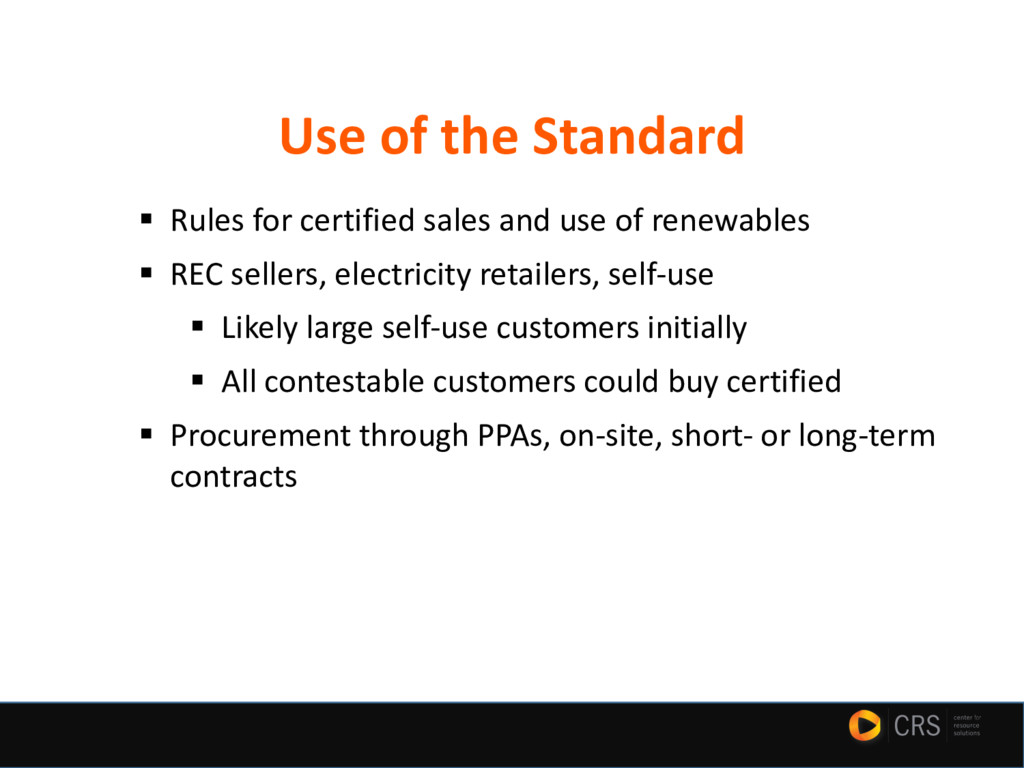 § Rules for certified sales and use of renewabl...