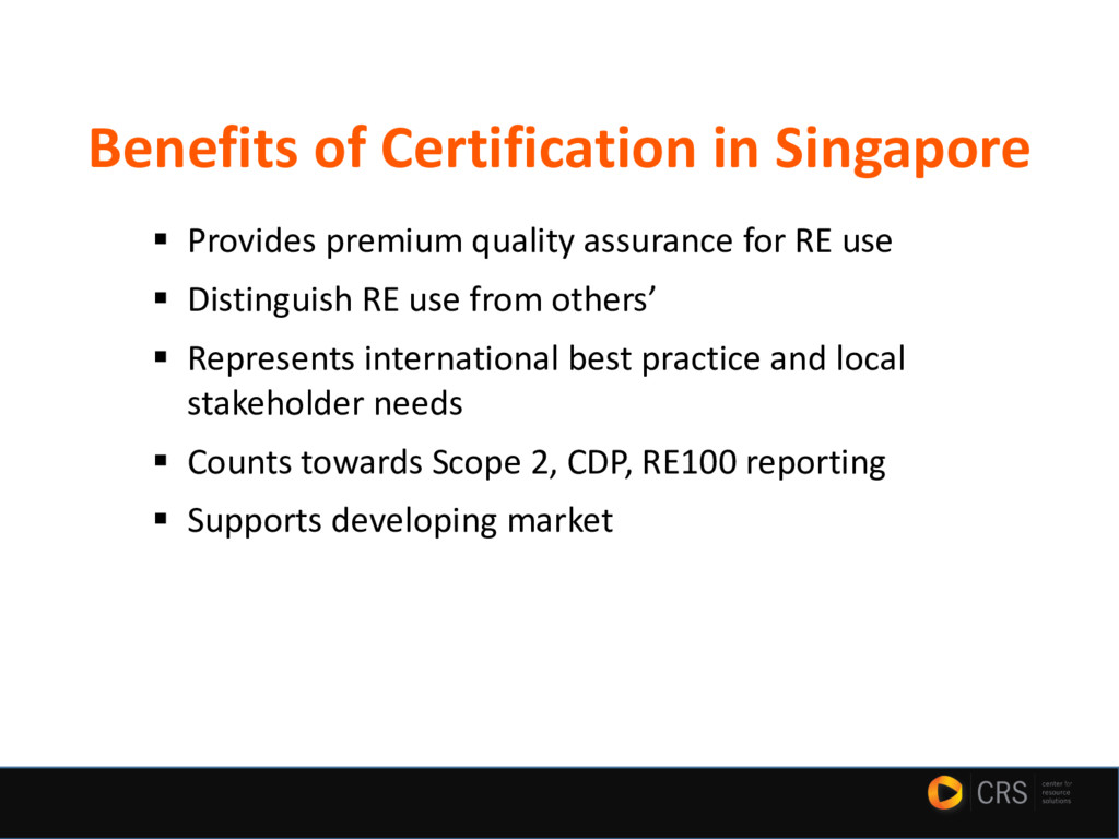 § Provides premium quality assurance for RE use...