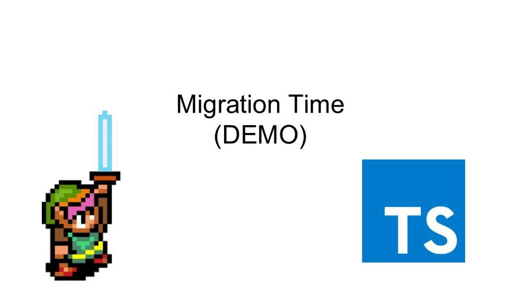 Migration Time (DEMO)