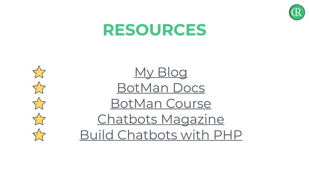 My Blog BotMan Docs BotMan Course Chatbots Maga...