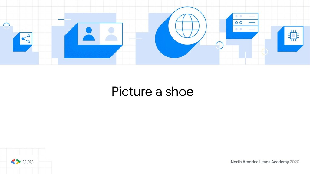 Picture a shoe