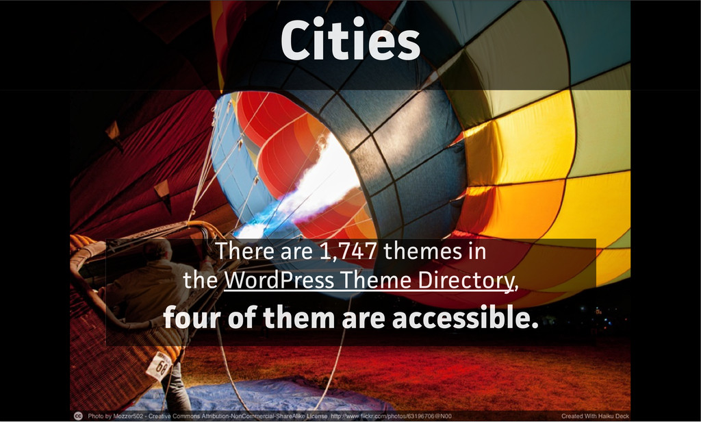 Cities There are 1,747 themes in the WordPress ...