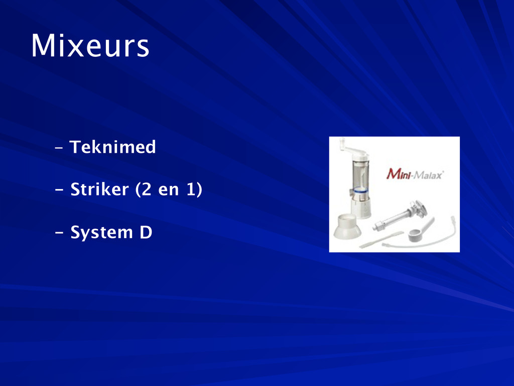 Mixeurs  - Teknimed  - Striker (2 en 1)  - S...