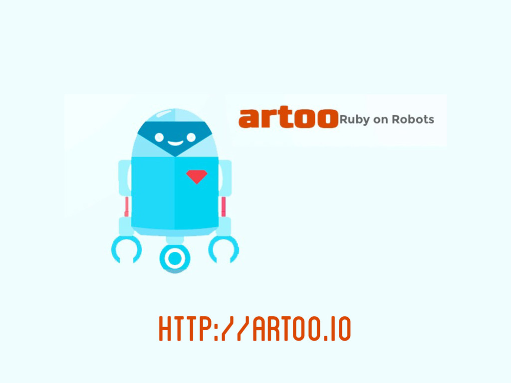 http://artoo.io