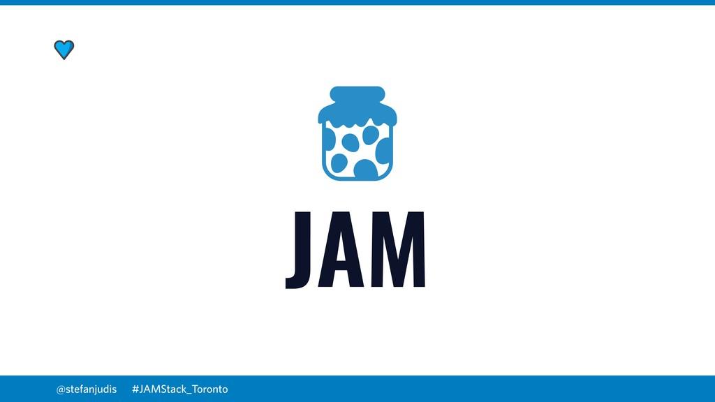 @stefanjudis JAM #JAMStack_Toronto