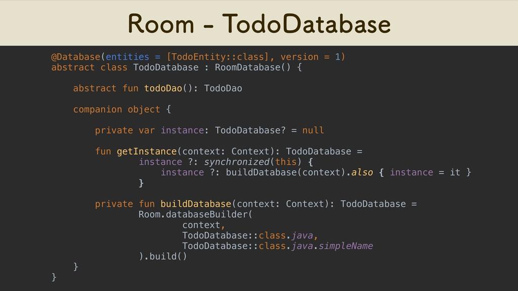 3PPN5PEP%BUBCBTF @Database(entities = [TodoE...