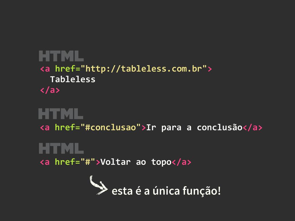 """<a href=""""http://tableless.com.br"""">   ..."""