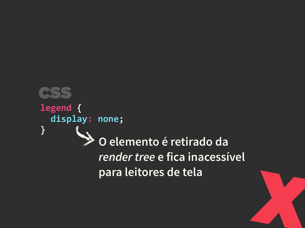 legend {    display: none;  }...