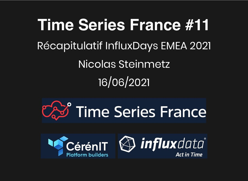 Time Series France #11 Time Series France #11 R...
