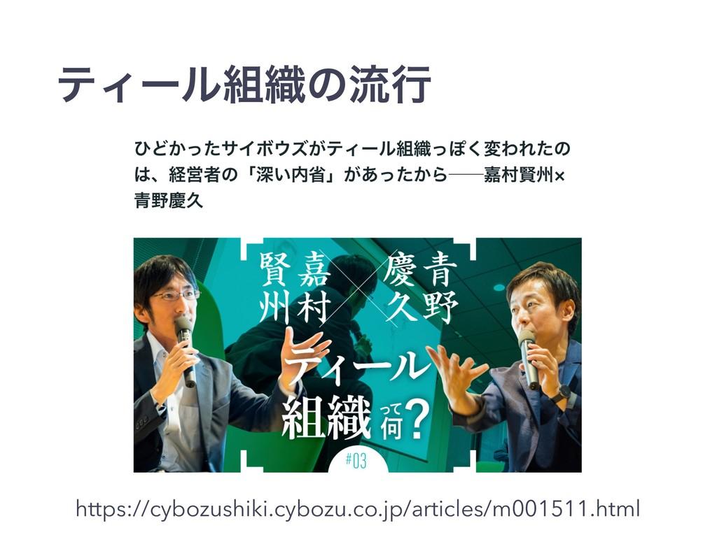 ςΟʔϧ৫ͷྲྀߦ https://cybozushiki.cybozu.co.jp/arti...
