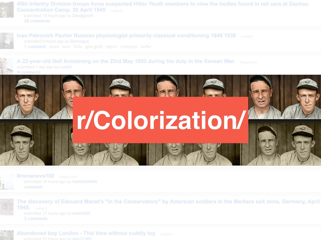 r/Colorization/