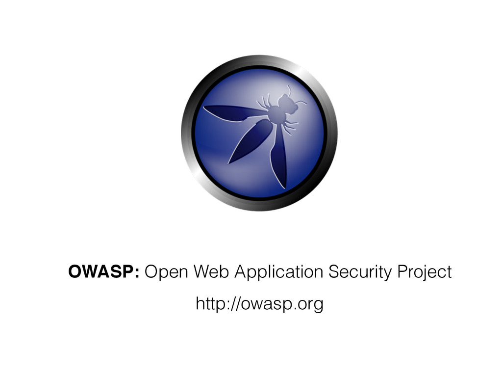 OWASP: Open Web Application Security Project ht...