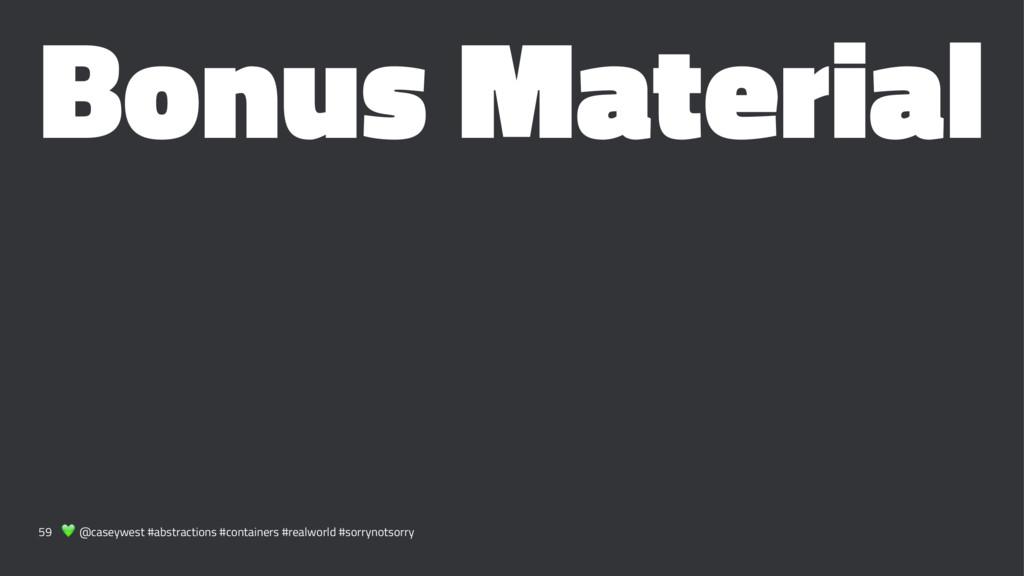 Bonus Material 59 ! @caseywest #abstractions #c...