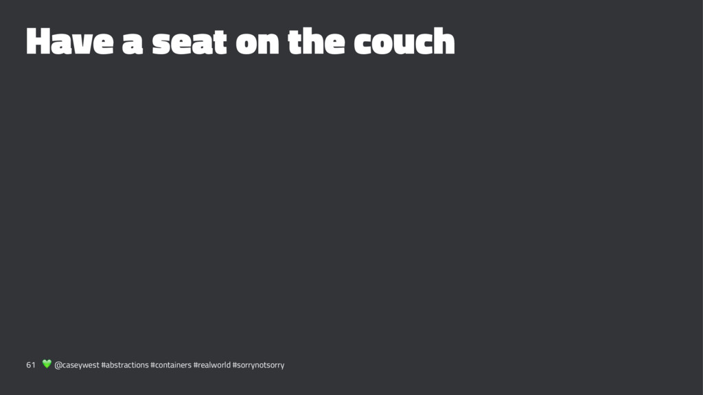 Have a seat on the couch 61 ! @caseywest #abstr...