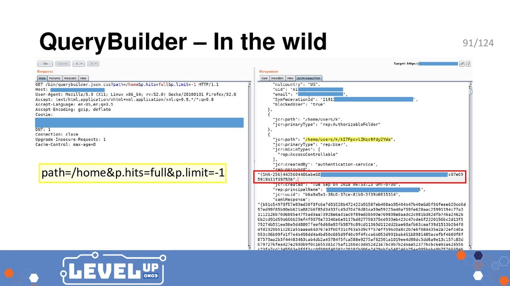 QueryBuilder – In the wild path=/home&p.hits=fu...