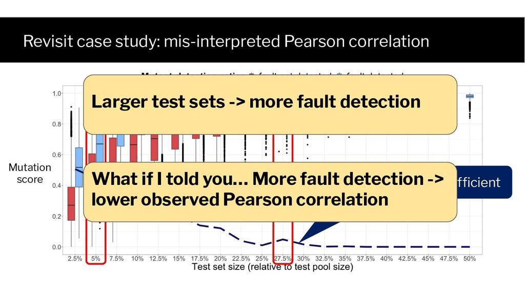 Revisit case study: mis-interpreted Pearson cor...