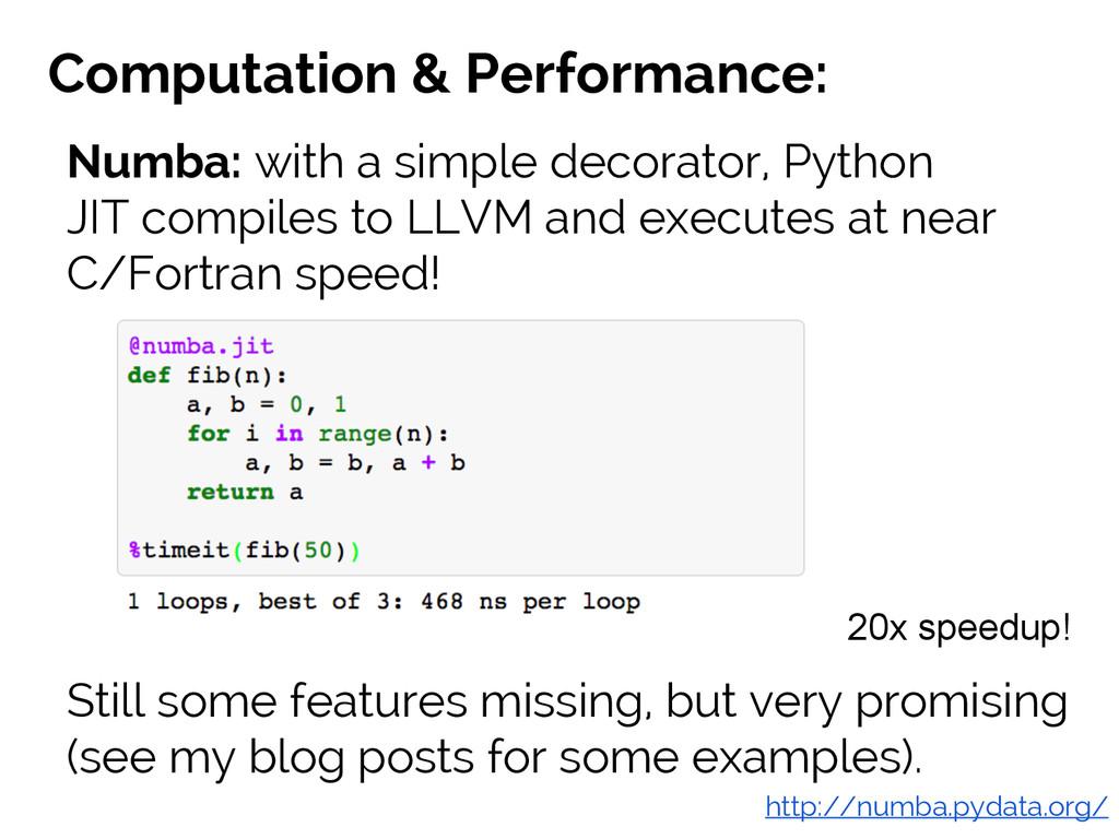 #SciPy2015 Jake VanderPlas Computation & Perfor...