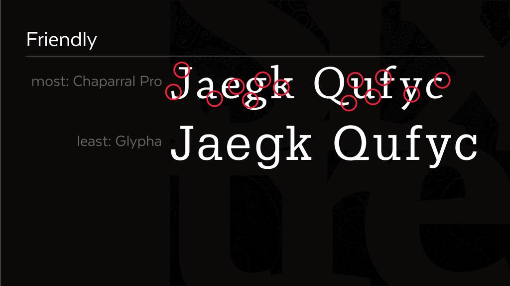 Six Jaegk Qufyc Jaegk Qufyc Friendly most: Chap...
