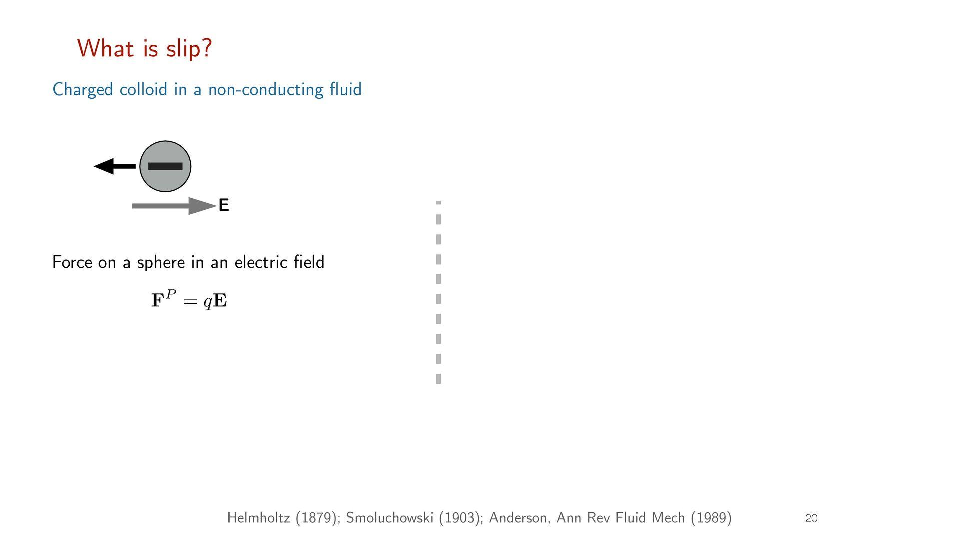17 II. Phoresis and Stokesian hydrodynamics of ...