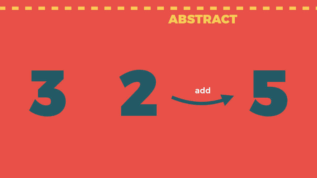 2 3 5 add ABSTRACT