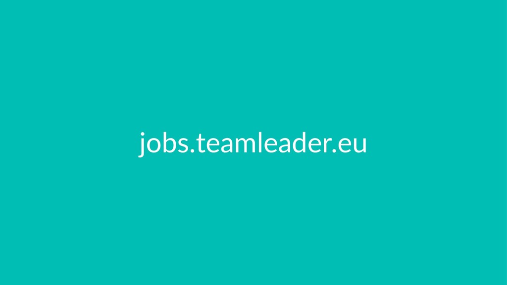 jobs.teamleader.eu