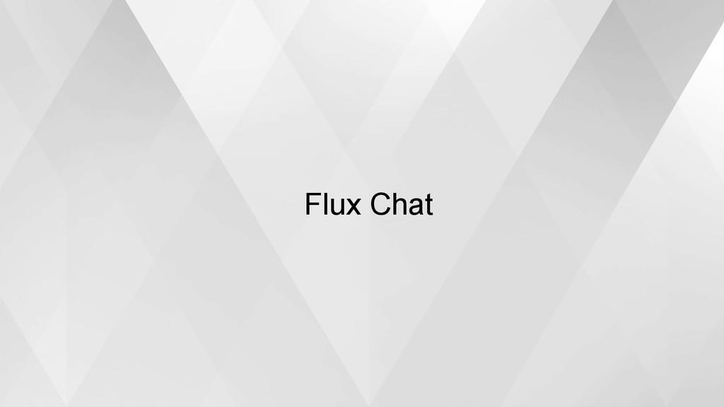 Flux Chat