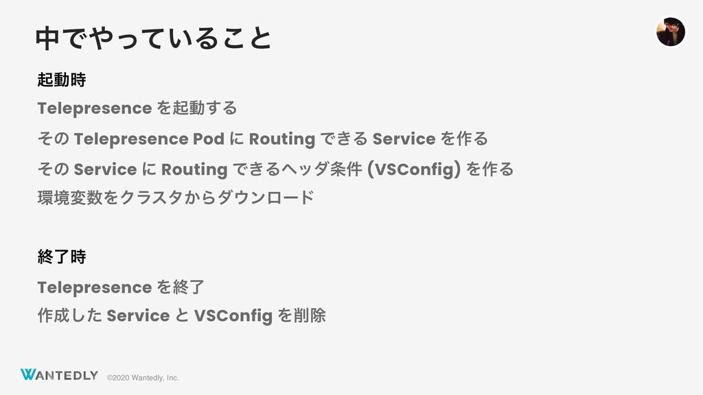 ©2020 Wantedly, Inc. தͰ͍ͬͯΔ͜ͱ ͦͷ Service ʹ Rou...