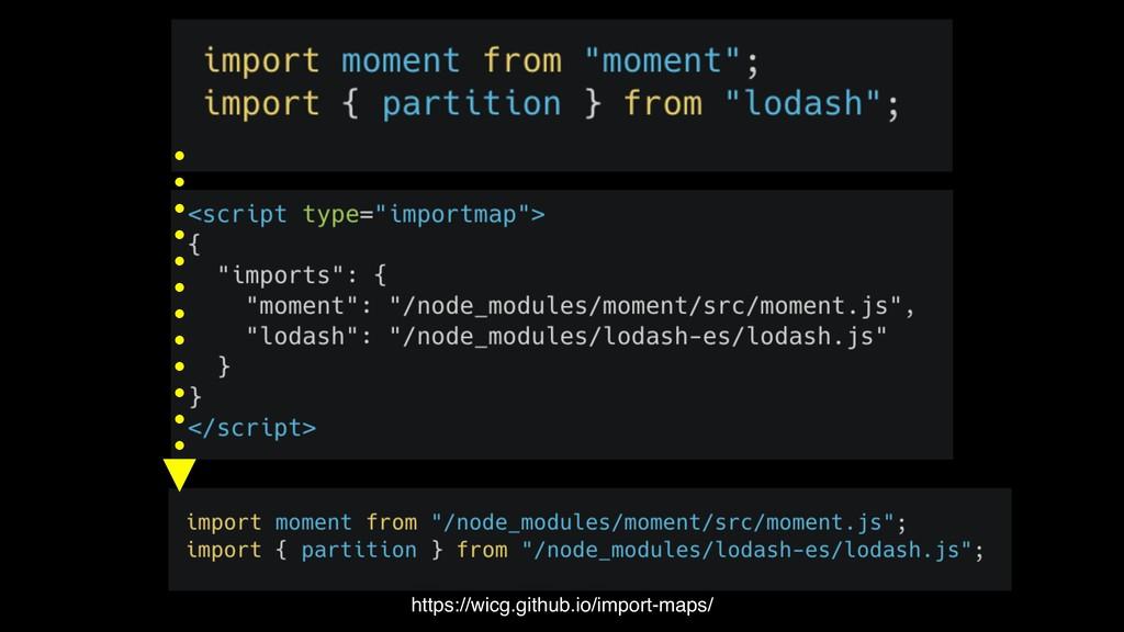 https://wicg.github.io/import-maps/